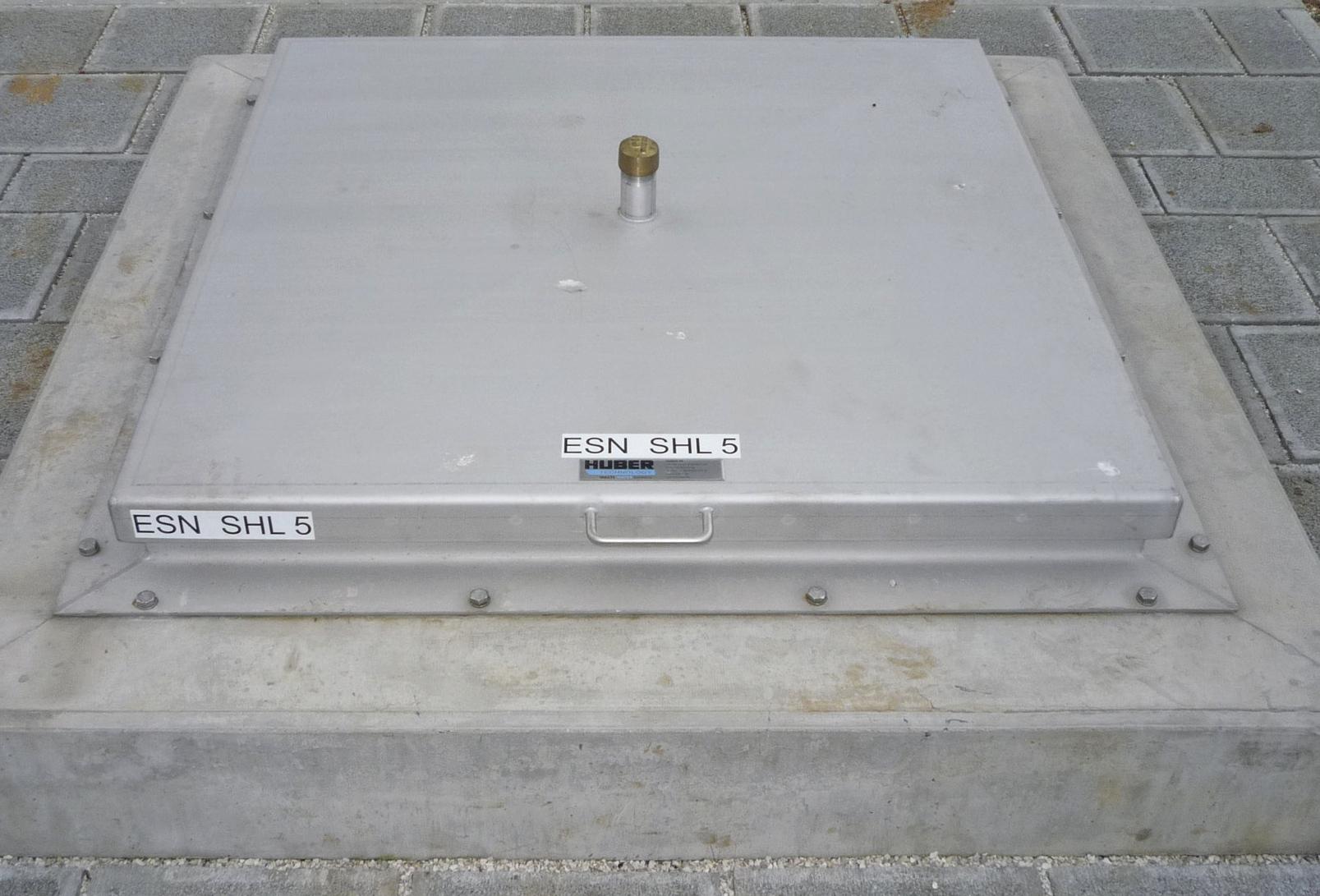 Toegangsluik type SD5