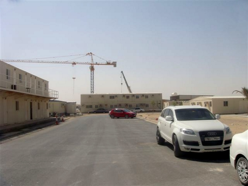 Labour Camp Jebel Ali Dubai Huber Se