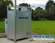 MBR package plant for sewage treatment – from sewage to pure irrigation water