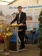 Dr. Söder underlined in his speech the special importance of innovative projects for a successful energy turnaround