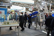Well-attended - informative - modern: The HUBER stand in Hall A2
