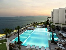 Xanadu Island Resort on the West Coast of Turkey