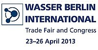 WASSER BERLIN INTERNATIONAL 2013 - Trade Fair and Congress