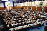 More than 600 guests attended the first sewage sludge symposium in Berching
