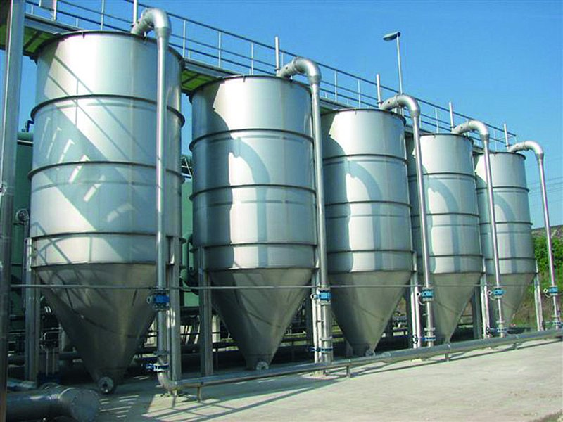 HUBER Active Carbon Filter CONTIFLOW® GAK - HUBER SE