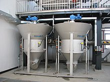 Fig. 1: COANDA Grit Washer RoSF4 units